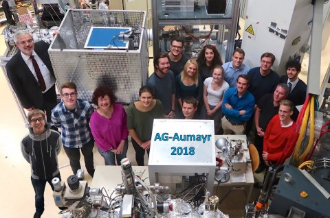 AG-Aumayr lab photo 2018