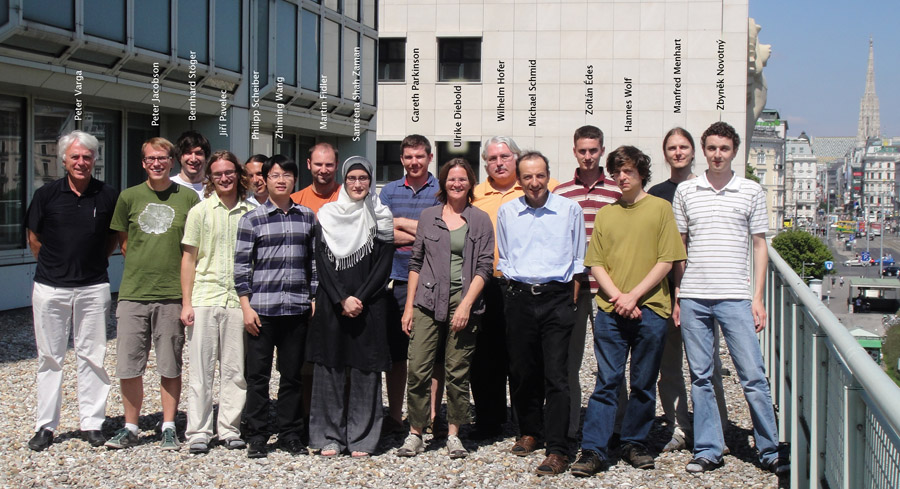 IAP Surface Physics Group 2011