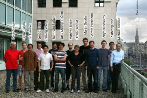 Surface Physics Group 2012