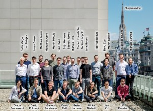Surface Physics Group 2018