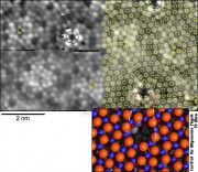 "An oxide with ""holes"": alumina on a Ni3Al surface"