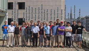 Surface Physics Group 2014
