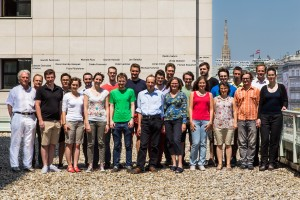 Surface Physics Group 2016